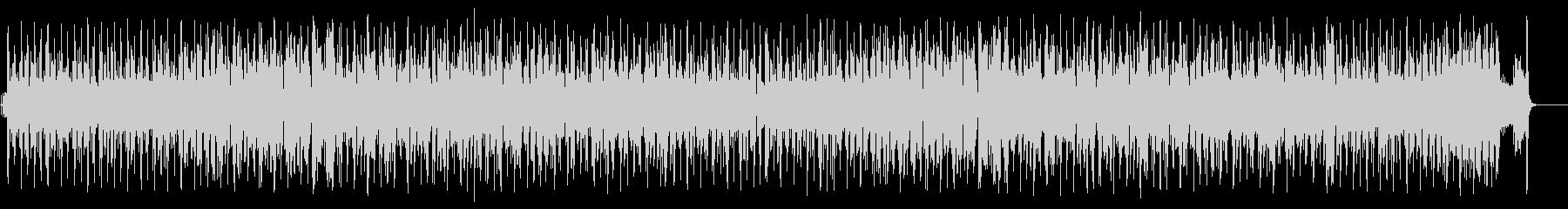コミカルなほのぼのポップ(フルサイズ)の未再生の波形