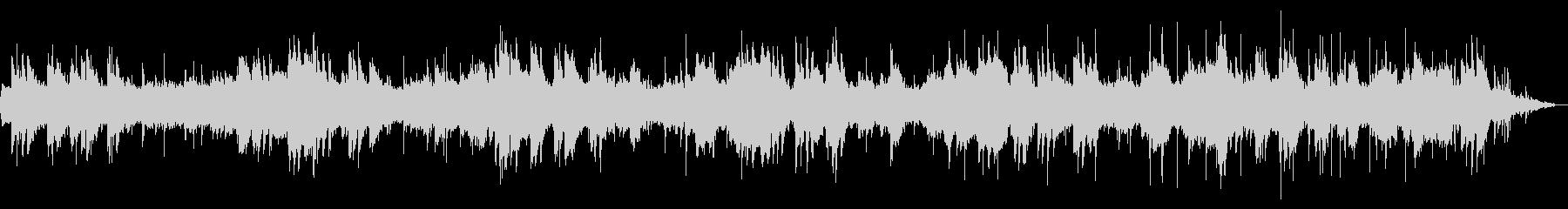 高品質 ミニマル アンビエント ピアノ付の未再生の波形