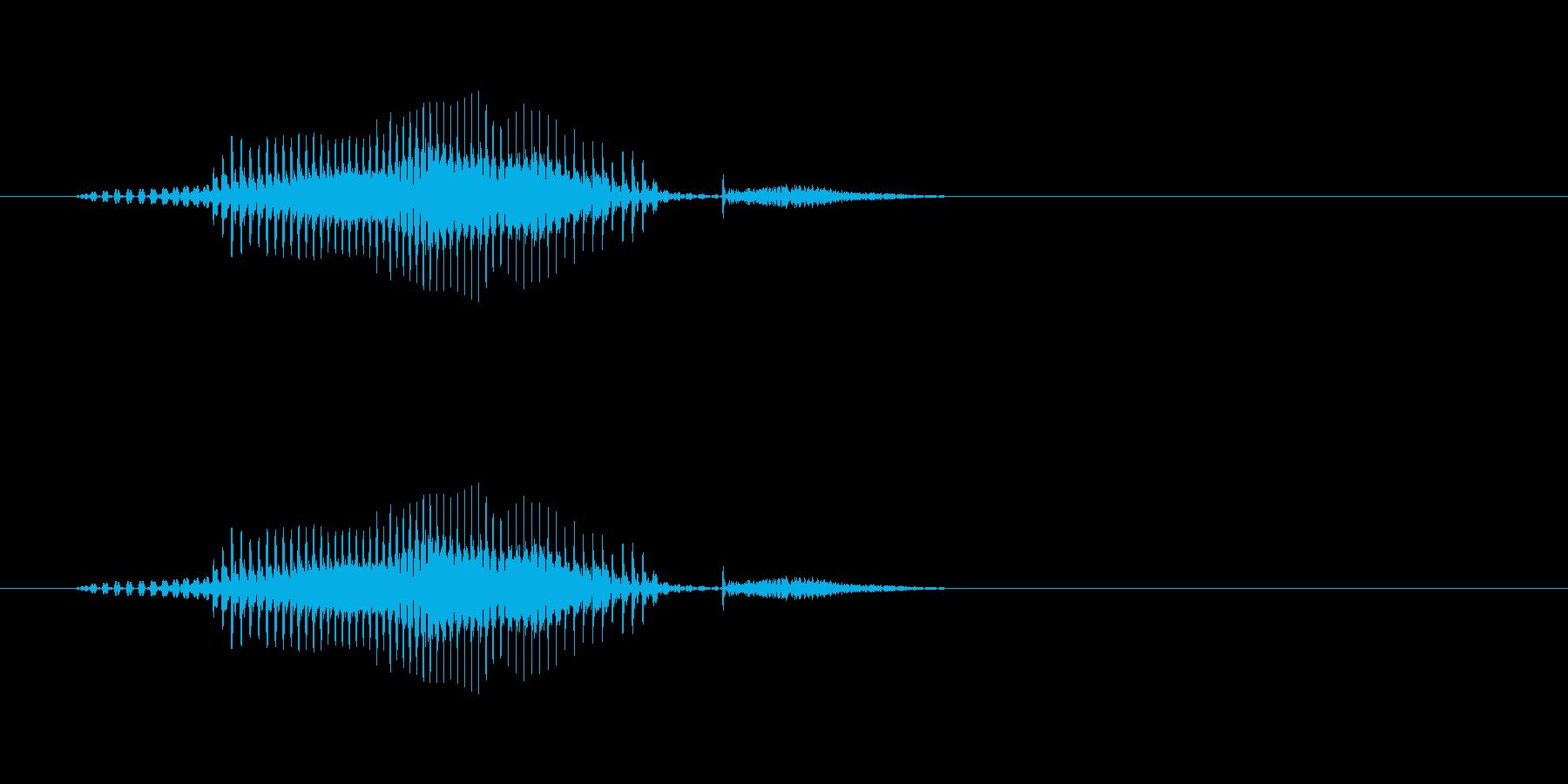 都道府県 - 宮城 の再生済みの波形