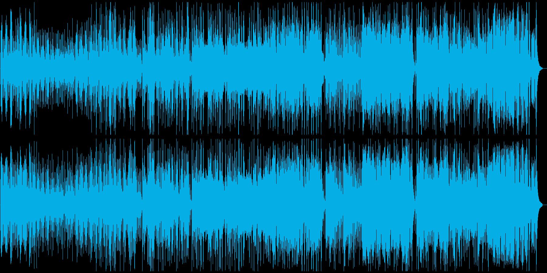 切なく悲しいピアノバラードの再生済みの波形
