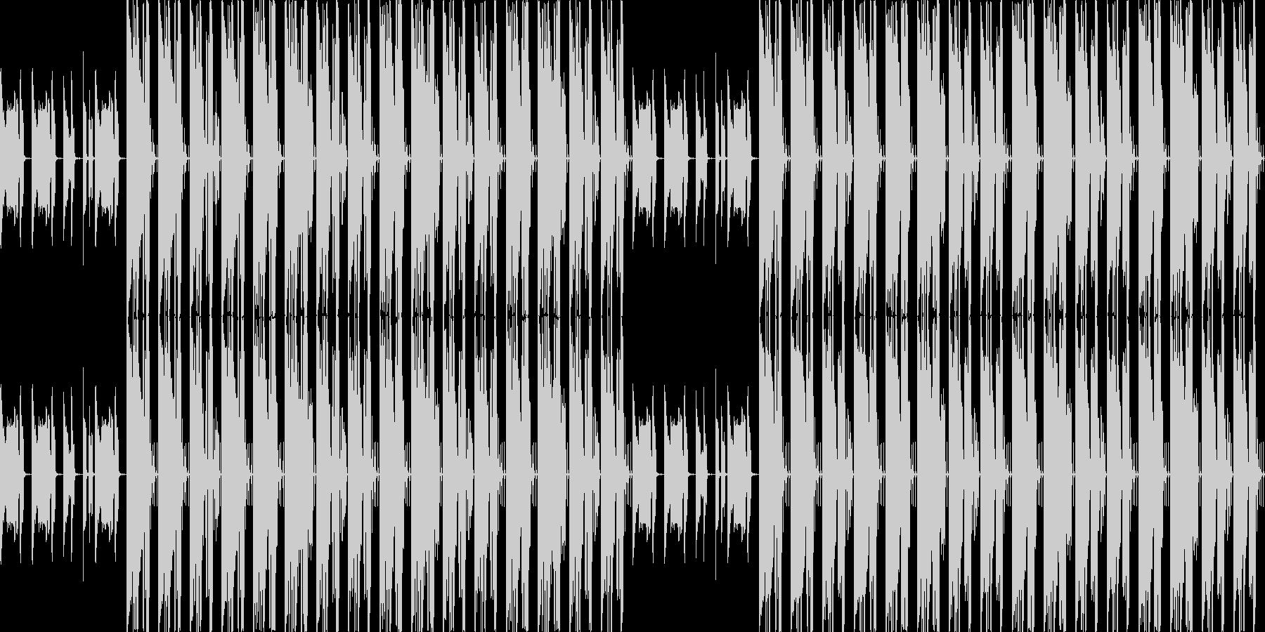 【爽やかなギターポップ】の未再生の波形