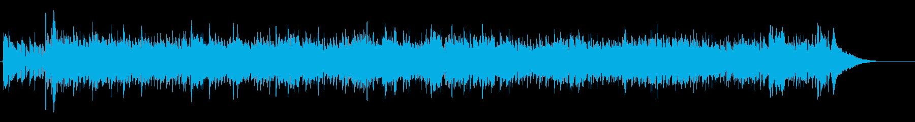 カントリー 喧嘩 カジノ 酒場 ロデオの再生済みの波形