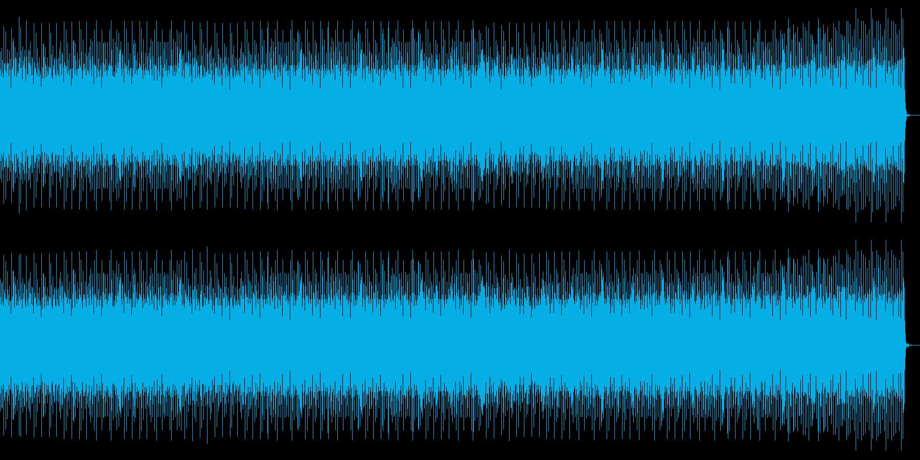 ラテン系の再生済みの波形