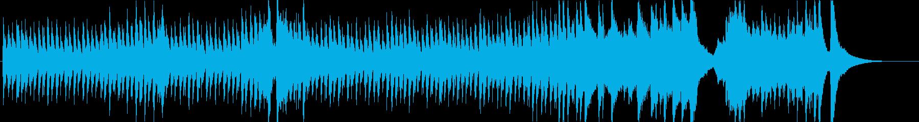 明るく賑やかで愉快なオーケストラマーチ2の再生済みの波形