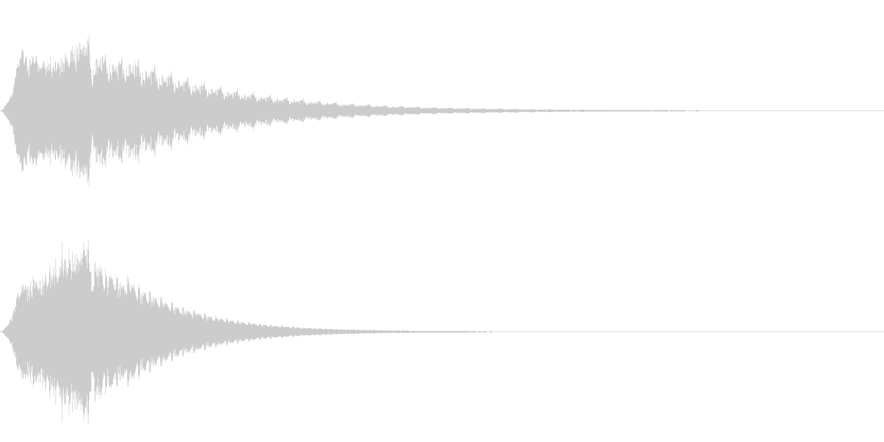 シューン (シリアス,ホラーな雰囲気)の未再生の波形