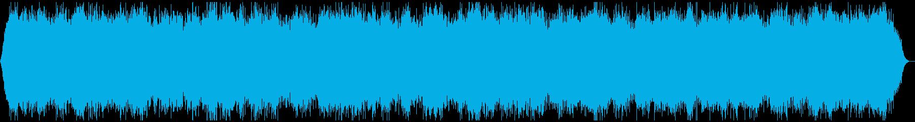心霊映像の再現VTR用●アンビエント Cの再生済みの波形