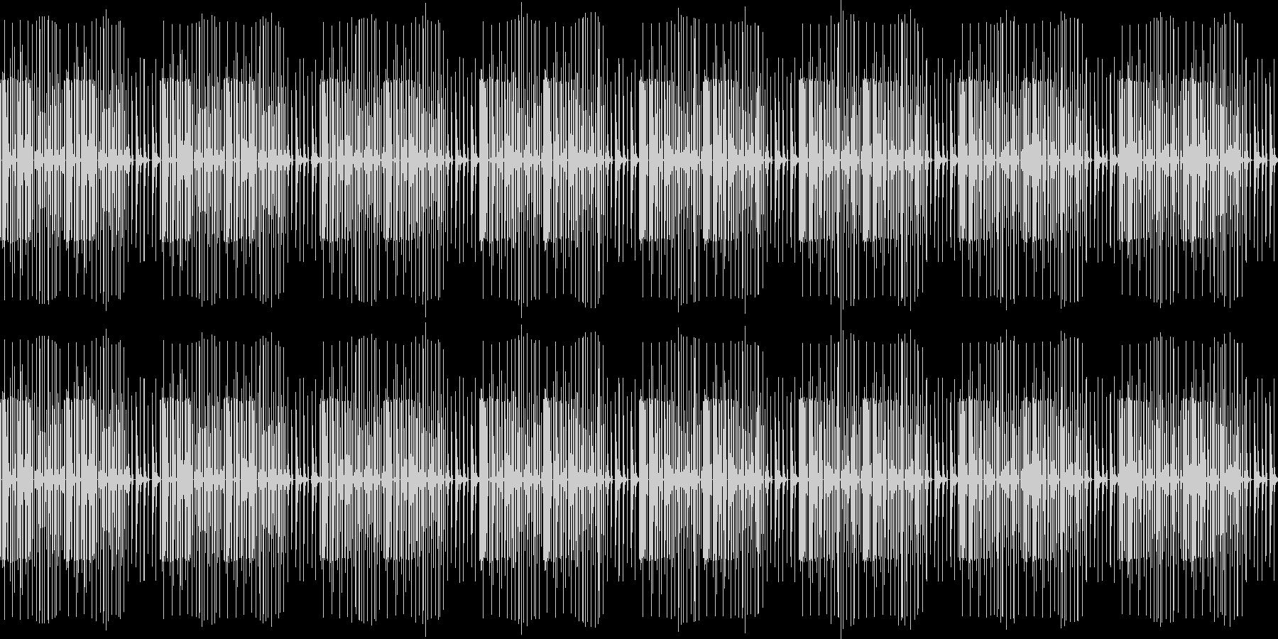 【ピタゴラスイッチ風パーカッション】の未再生の波形