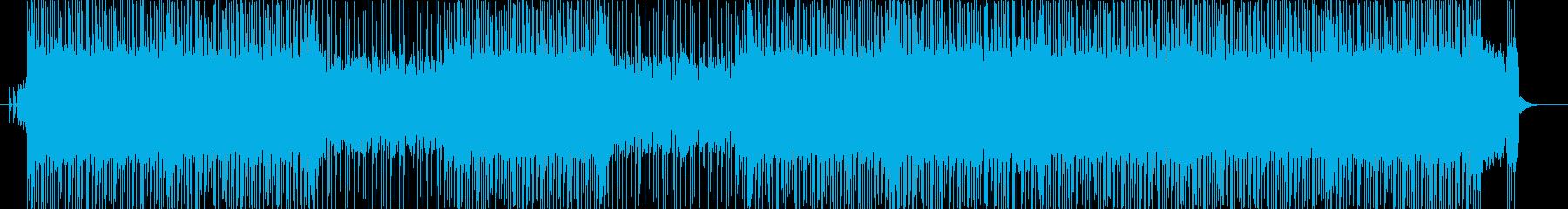 ポップパンク。同名楽曲のカラオケver。の再生済みの波形