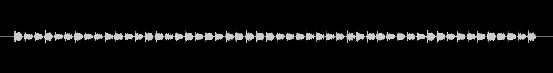 【慌てる02-1】の未再生の波形