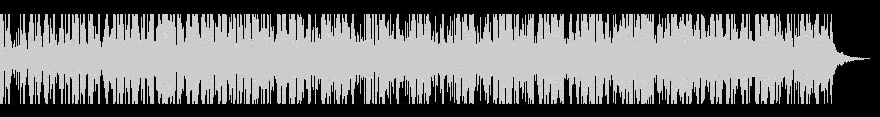 ピアノ・アンビエント・カフェ・浮遊感の未再生の波形