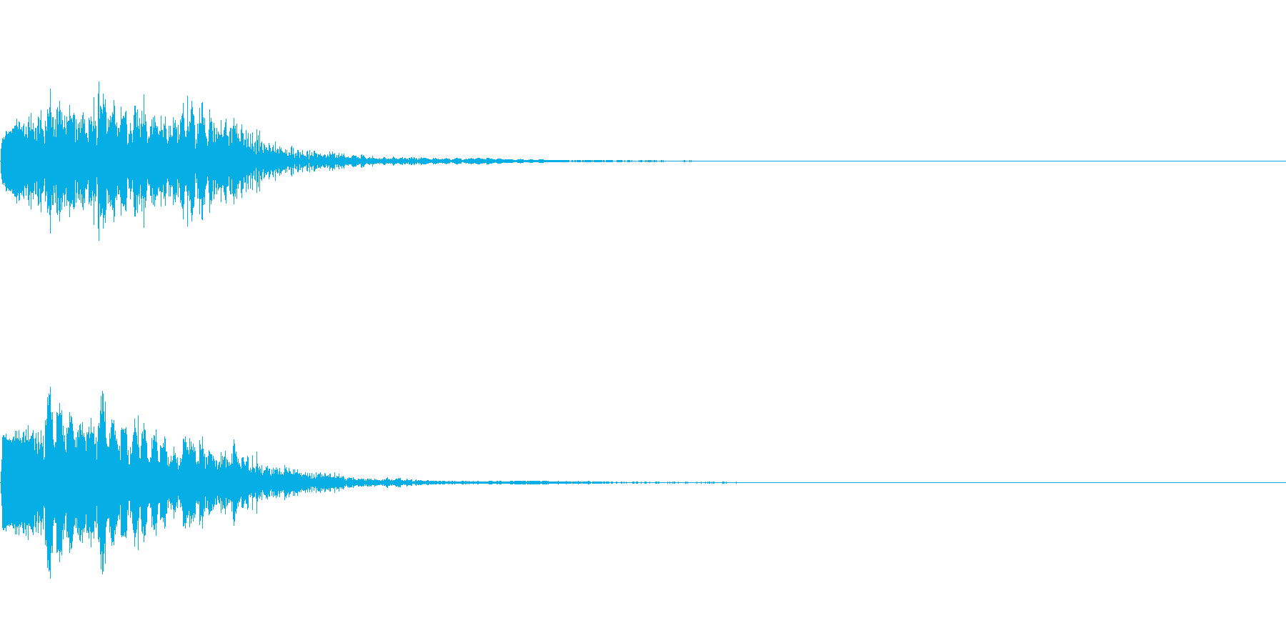 ピアノ SE10の再生済みの波形