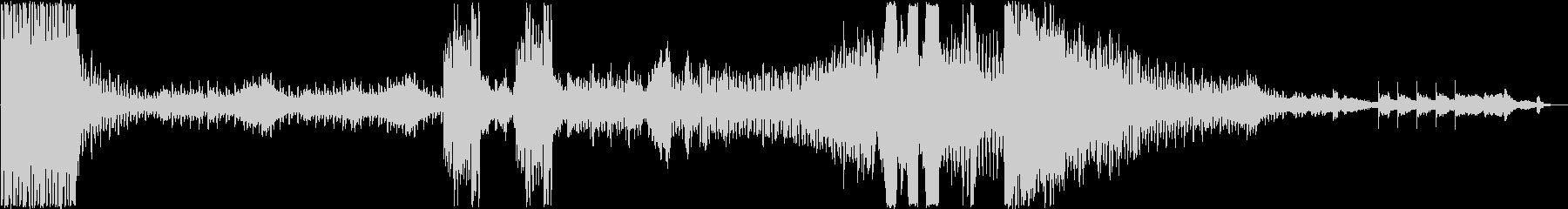 「カルメン」第1組曲アラゴネーズ/ビゼーの未再生の波形
