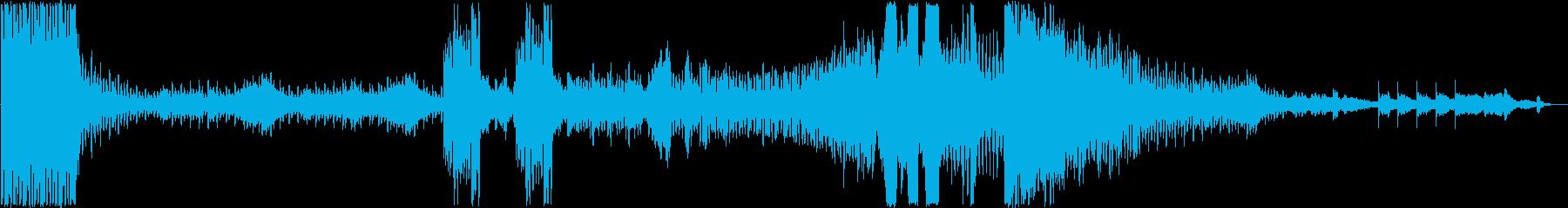 「カルメン」第1組曲アラゴネーズ/ビゼーの再生済みの波形
