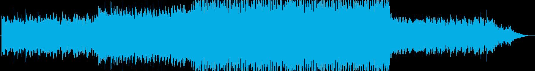 オツキミ / 和風FutureBassの再生済みの波形