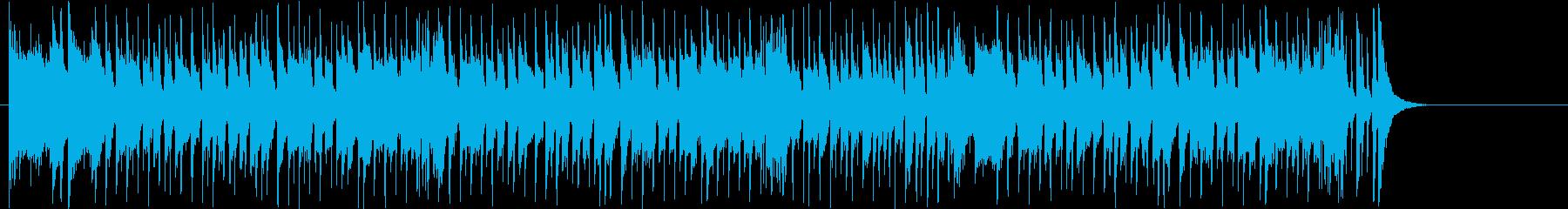 CM 情報 店内 PR ショッピングの再生済みの波形