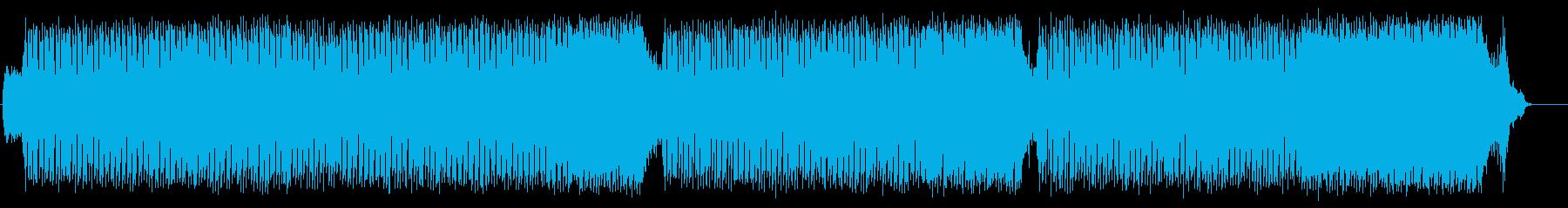 自由自在に駆け回るポップ(フルサイズ)の再生済みの波形