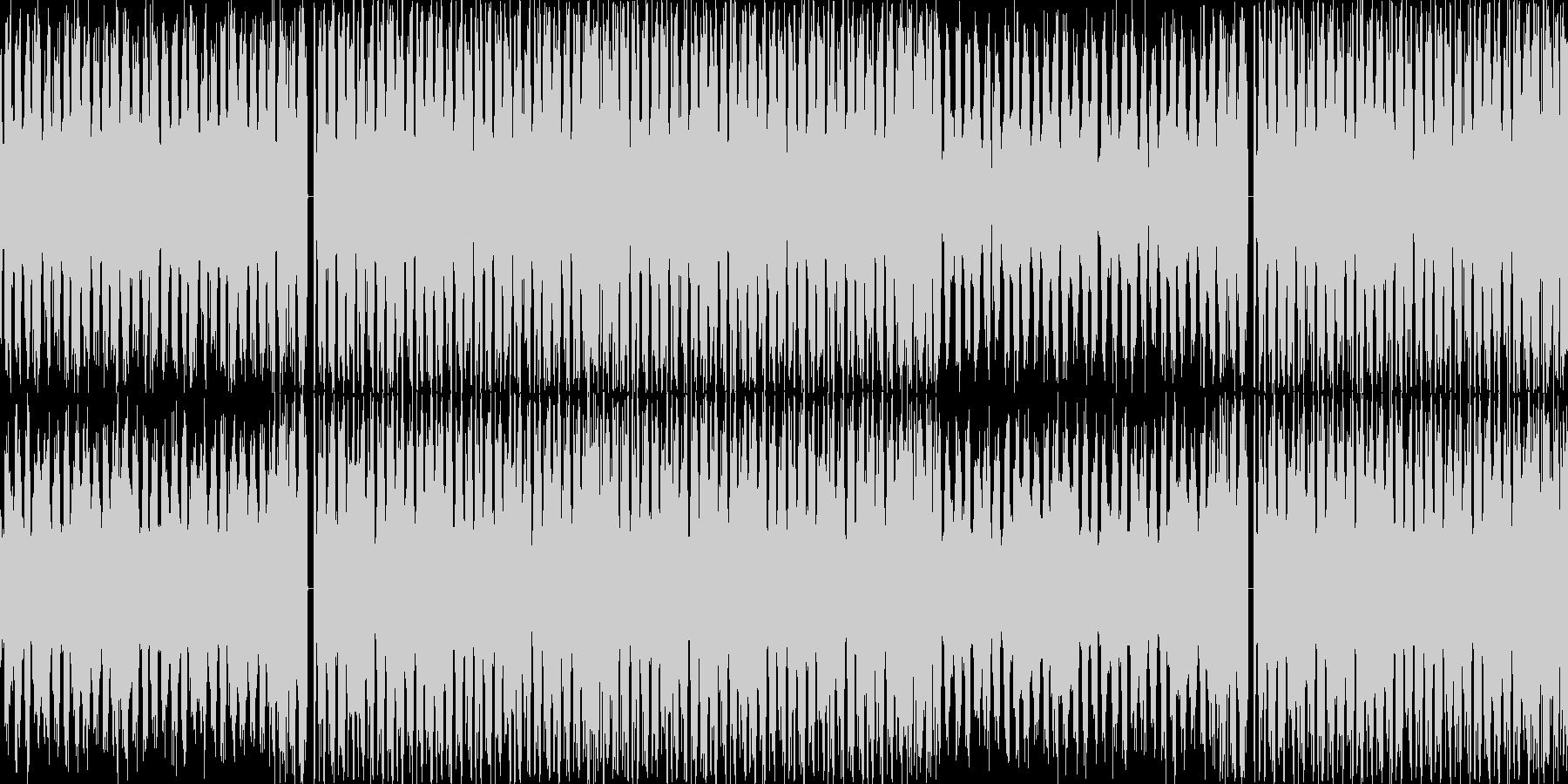 【おしゃれなラウンジハウス】の未再生の波形