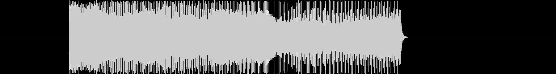 落下音、投げる、滑る、ポップなシンセ音2の未再生の波形
