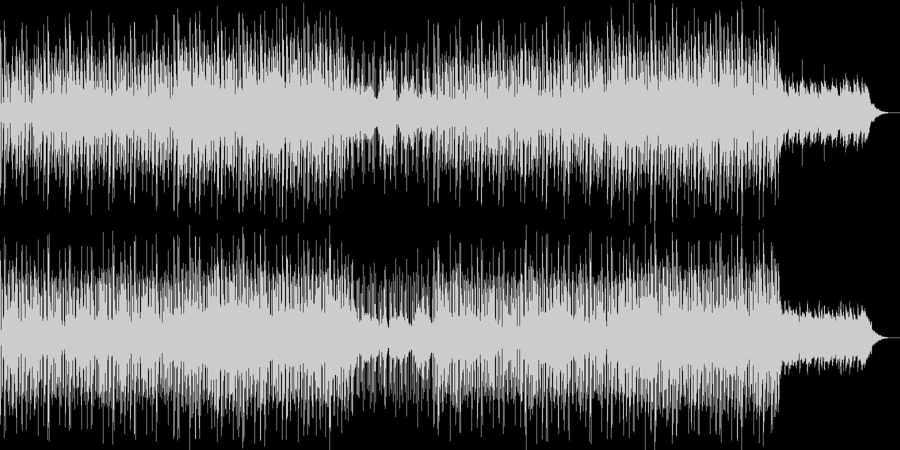 ニュース映像ナレーションバック向け-06の未再生の波形