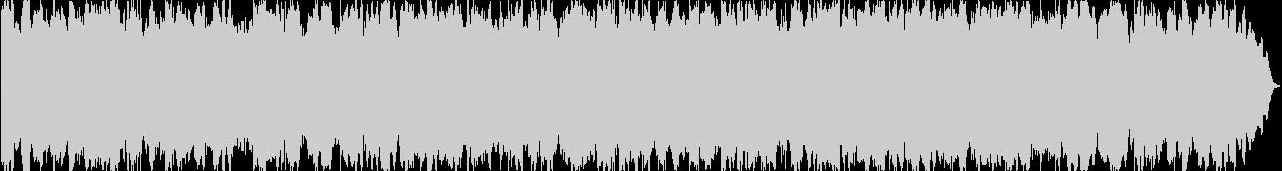 バロック調のオーボエのための曲ですの未再生の波形