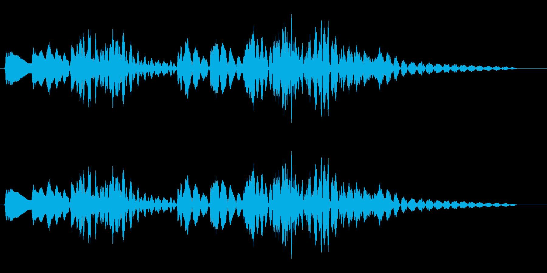 コロコロン(コミカル)の再生済みの波形