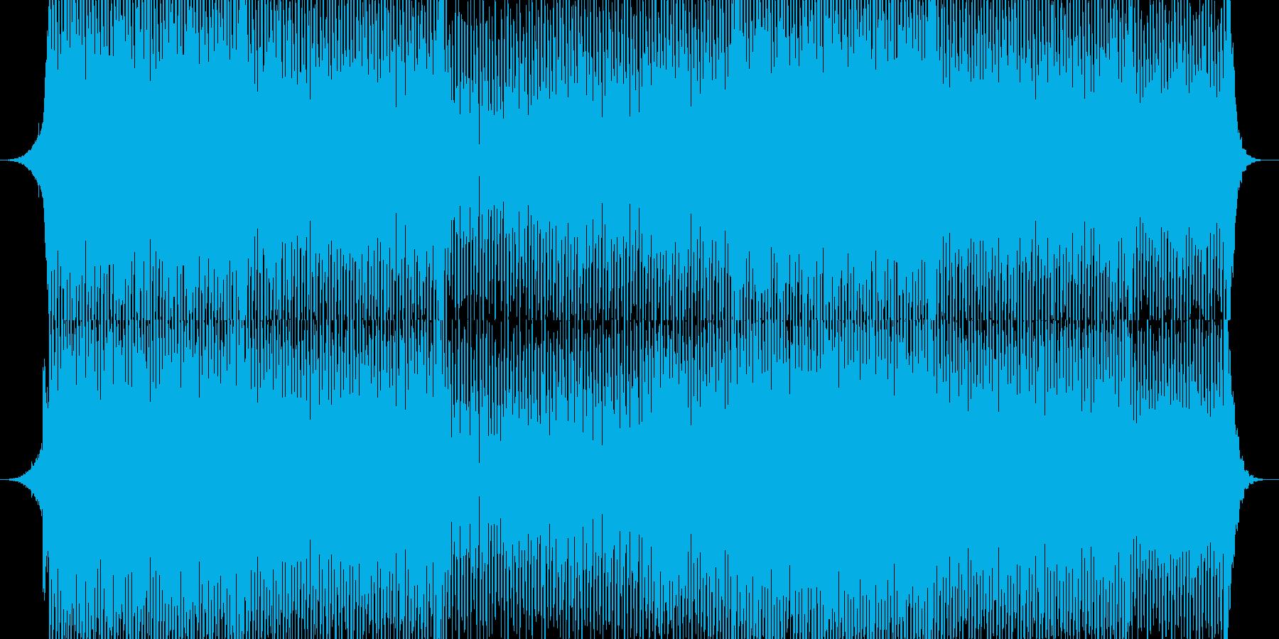 EDM、明るい躍動感、未来、希望-10の再生済みの波形