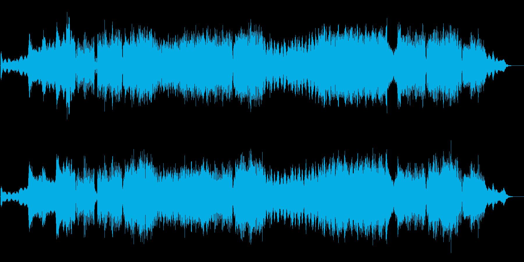オーケストラ・アレンジ/サントラ風の再生済みの波形