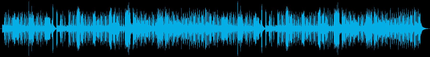 ほのぼのとかわいい縦笛のマーチ/知育の再生済みの波形
