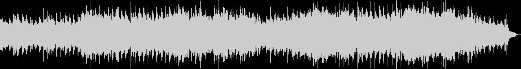 シューベルトのアヴェ・マリアの癒しBGMの未再生の波形