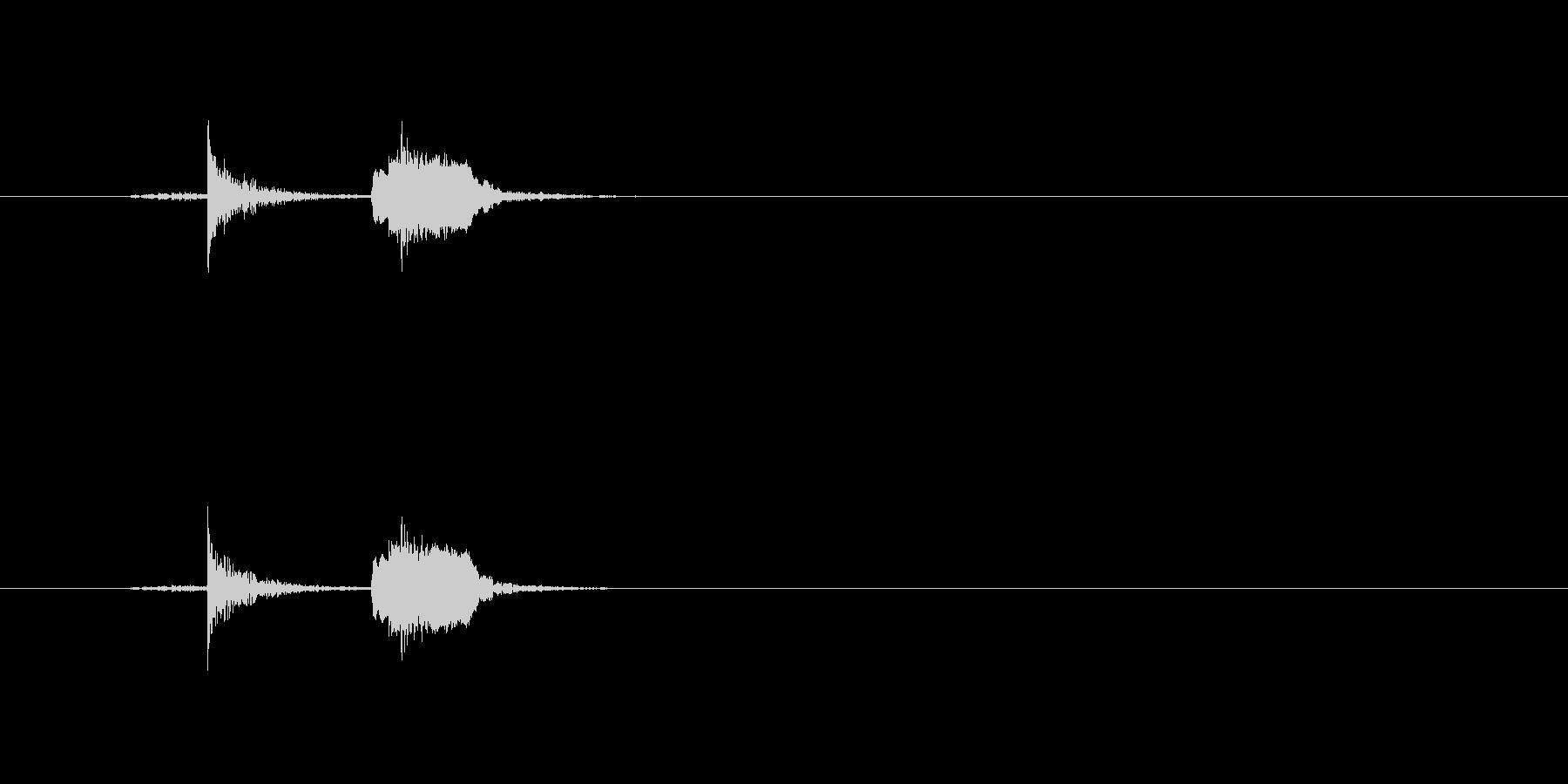 【石油ファンヒーター01-3】の未再生の波形