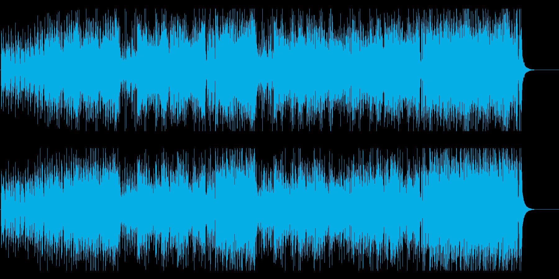 情熱的な夜を演出する妖艶なラテン音楽の再生済みの波形