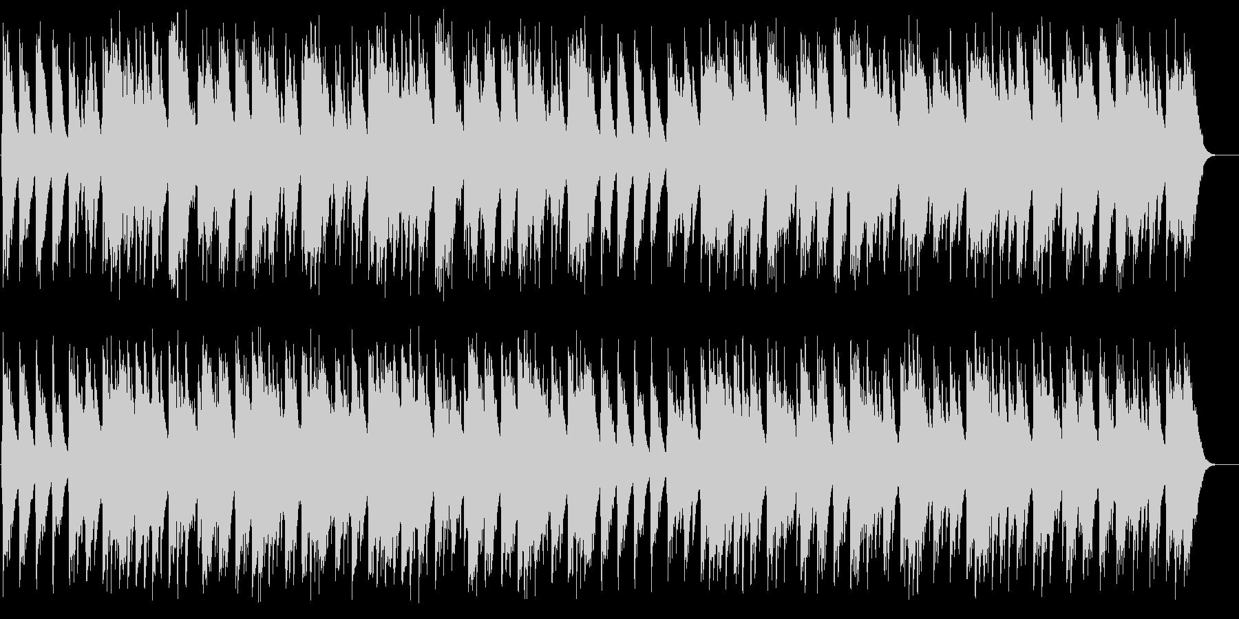 ゆかいな牧場 オルゴールの未再生の波形