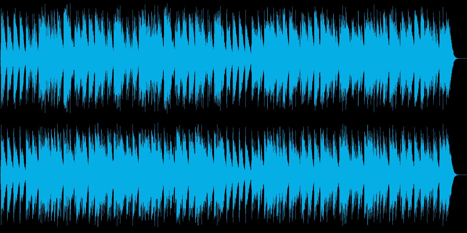 ゆかいな牧場 オルゴールの再生済みの波形