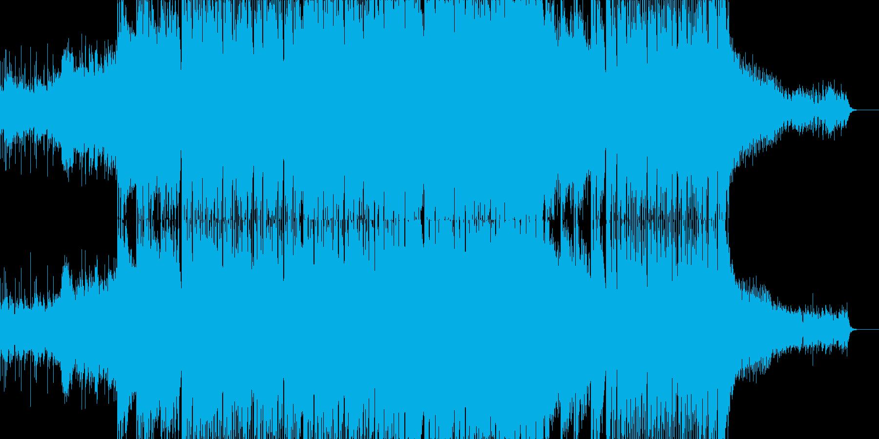 【ストリングス無し】エピックメタ…緊迫の再生済みの波形