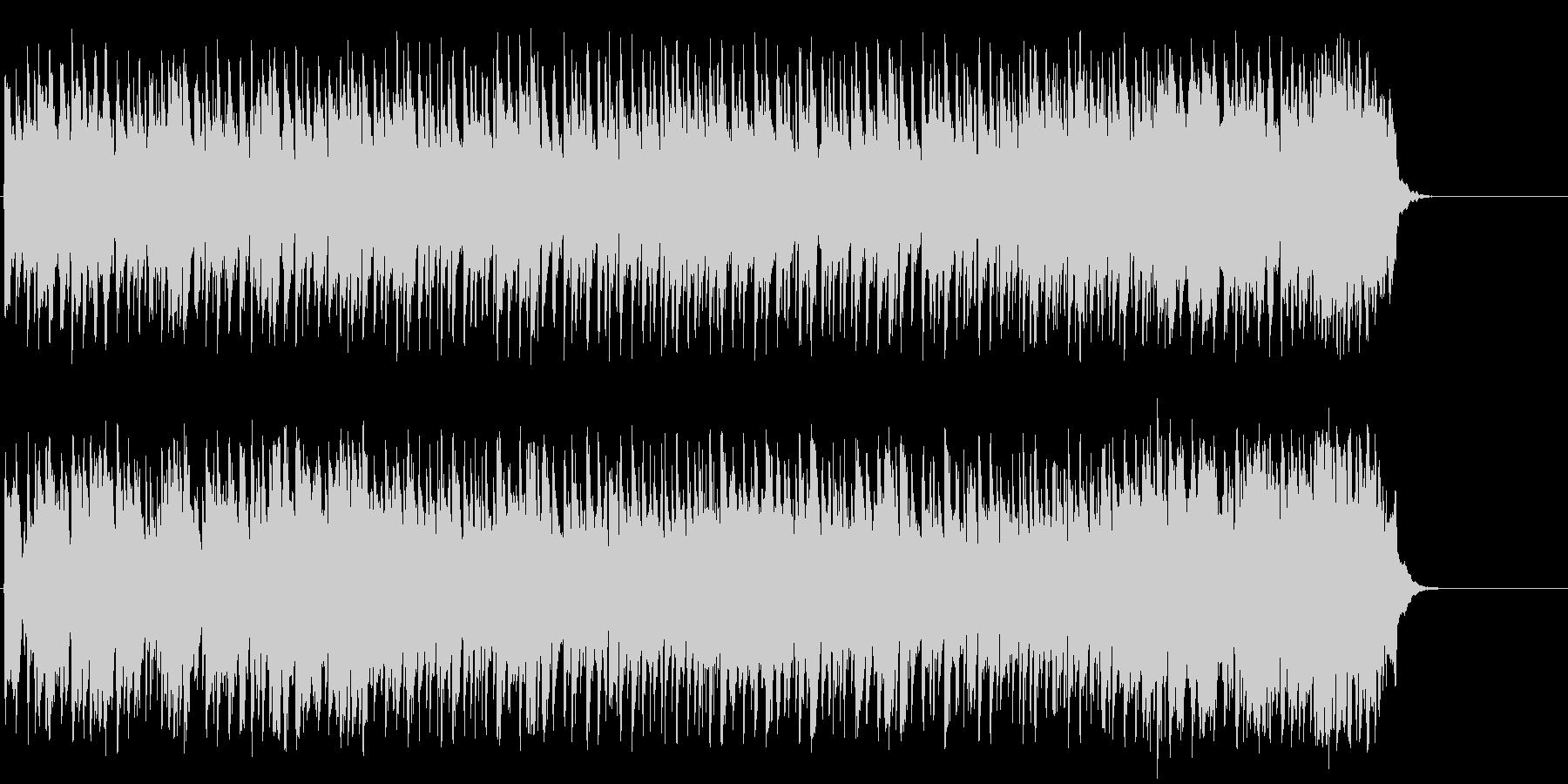 心弾む可愛らしいポップ(イントロ~サ…)の未再生の波形