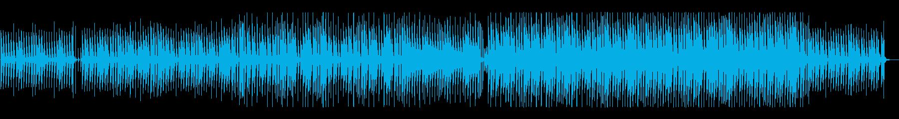 暖かくモダンなアコースティックサウンドの再生済みの波形
