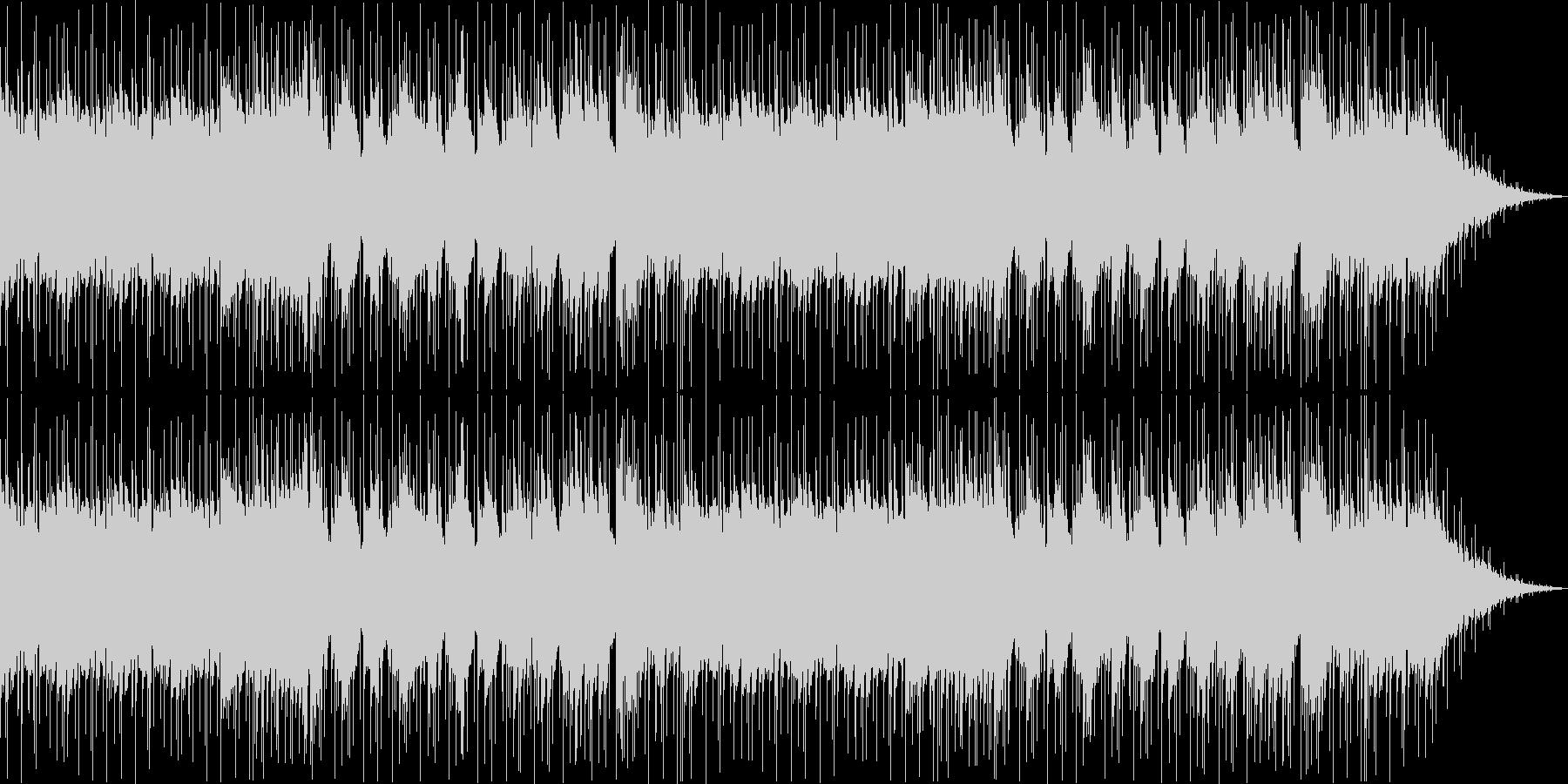 レトロゲームミュージック風(FM音源)の未再生の波形