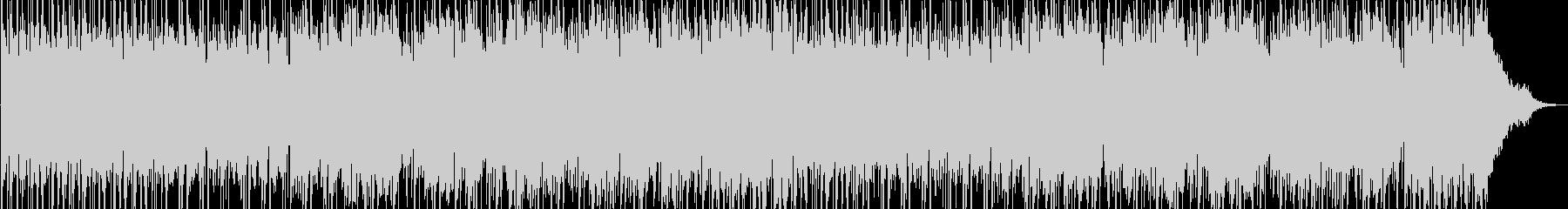 宇多田ヒカル風都会的なポップスオリジナルの未再生の波形