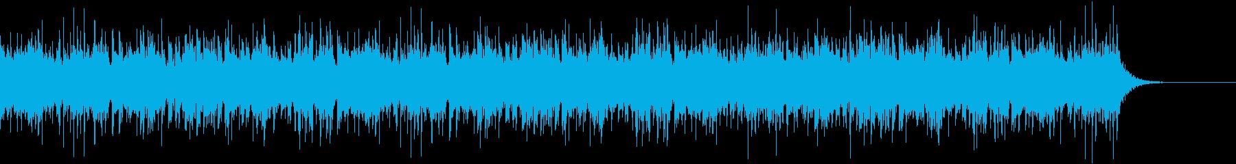 話や説明のまとめに似合う音。の再生済みの波形