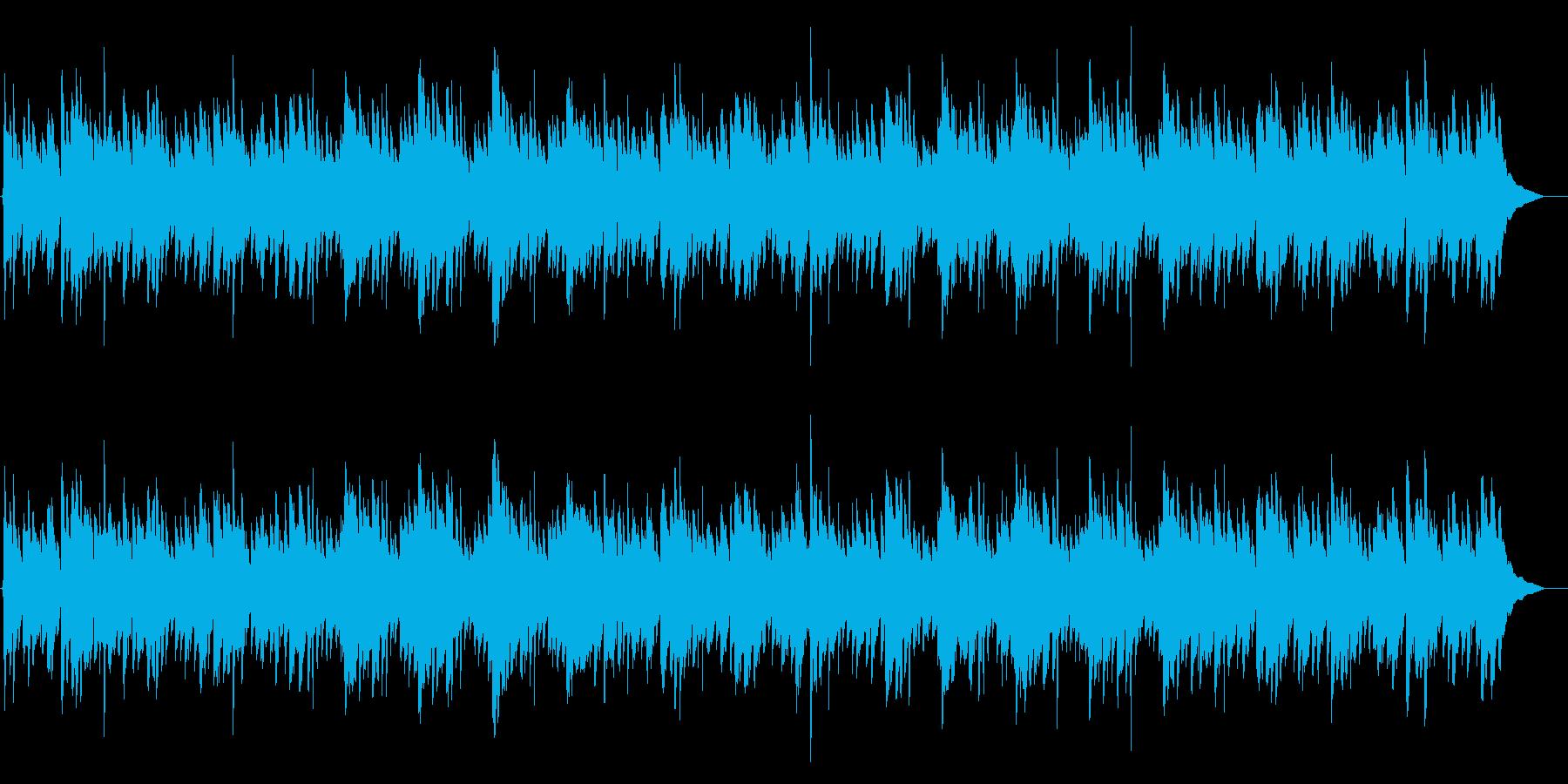 感動 アコギアルペシオのバラード 結婚式の再生済みの波形
