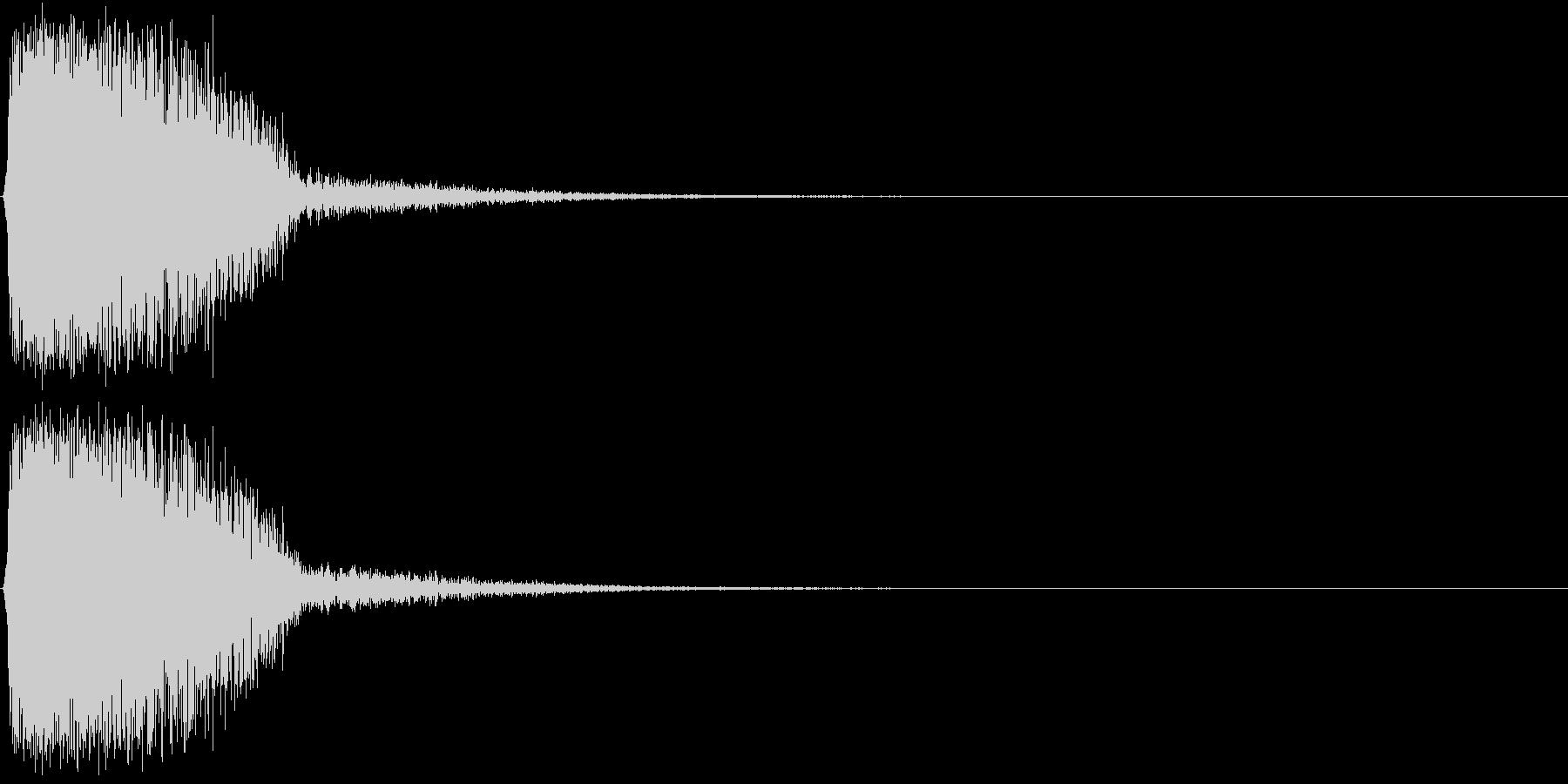 KAKUGE 格闘ゲーム戦闘音 68の未再生の波形