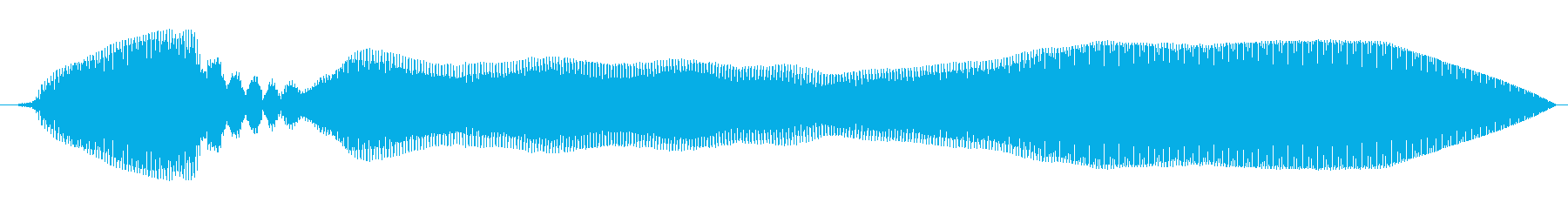 合戦開始 ぼふぉおーの再生済みの波形