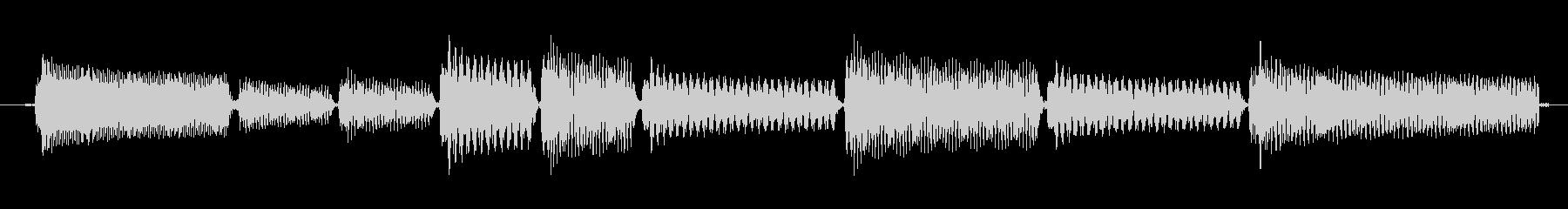 【トイピアノ/ショートループ/ジングル】の未再生の波形