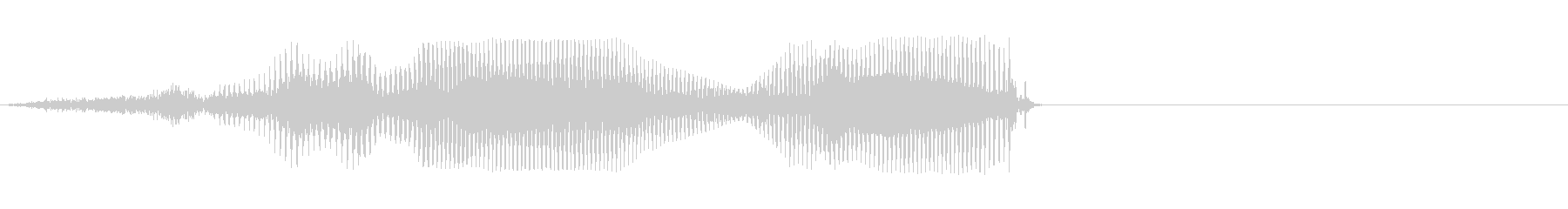 昭和の未再生の波形