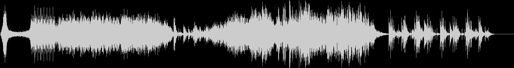 【ファンタジー】民族楽器・ストリングスの未再生の波形