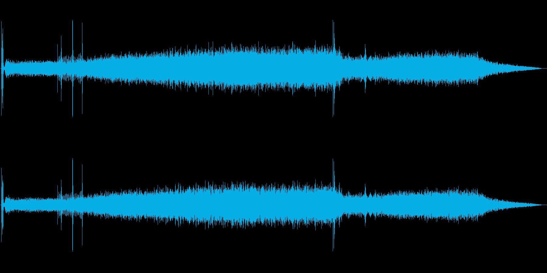 【石油ファンヒーター01-1】の再生済みの波形