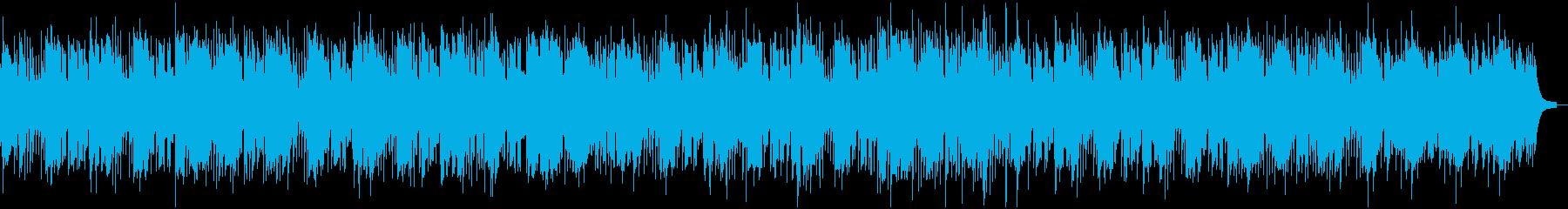 シンプルなピアノデュオ・カクテルジャズの再生済みの波形