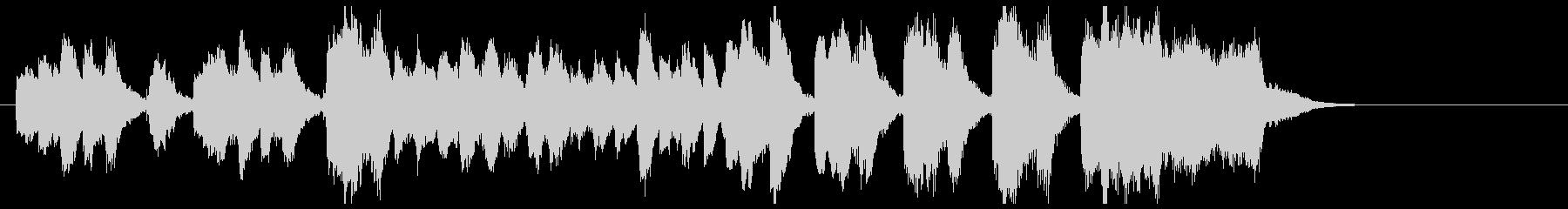 RPGなオーケストラサウンドの未再生の波形