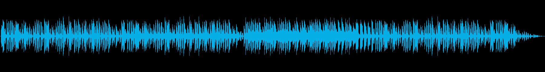 癒し系ギター:ほのぼの 編集版の再生済みの波形