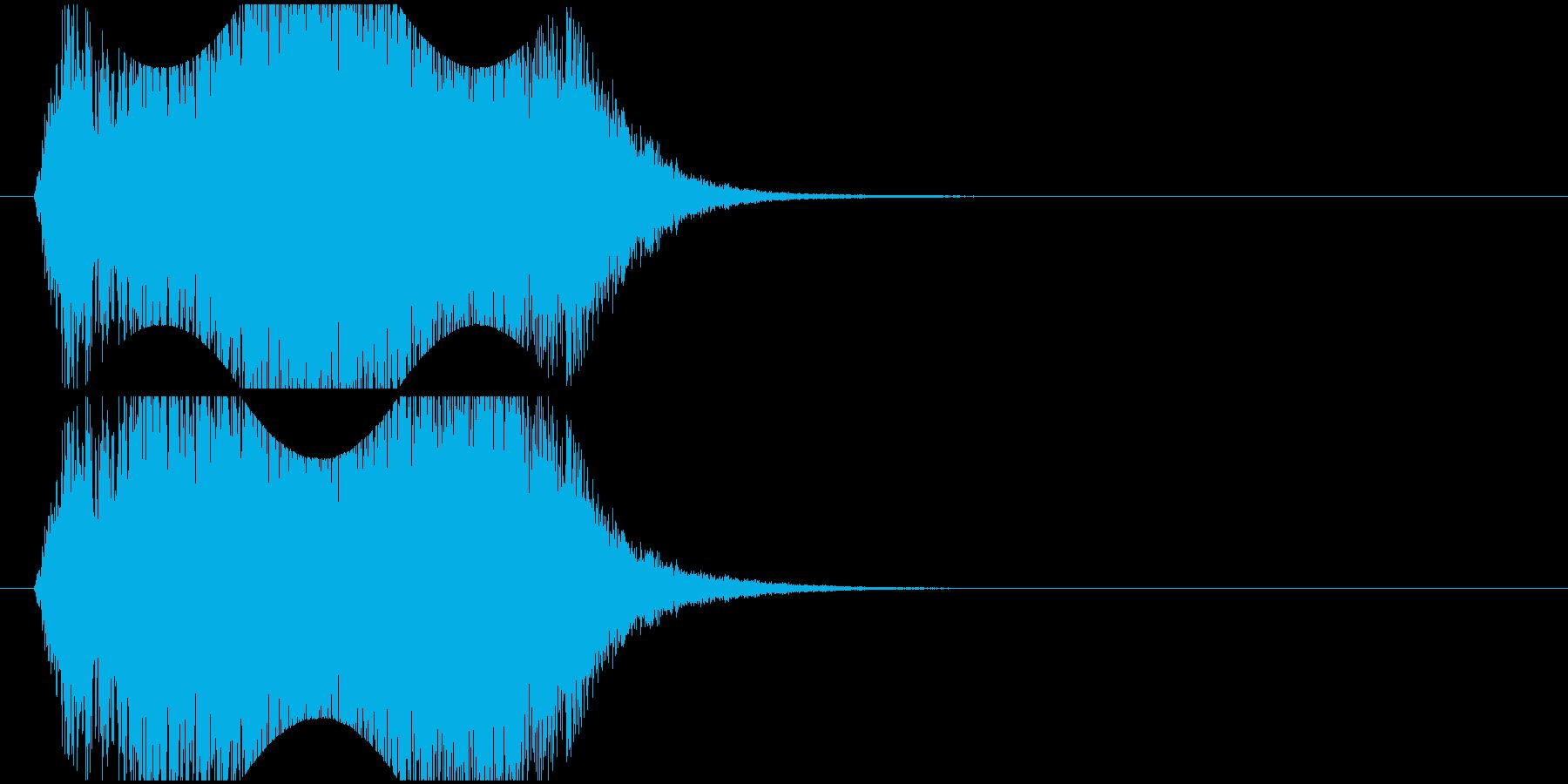 回転_旋回_上昇の再生済みの波形